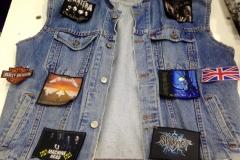 Aplikacije stikeri za garderobu